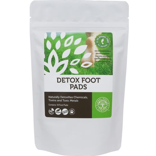 Dr. Group's Detox Foot Pads 100% organic and highly reccomended: http://www.globalhealingcenter.com/natural-health/are-all-detox-foot-pads-a-scam/