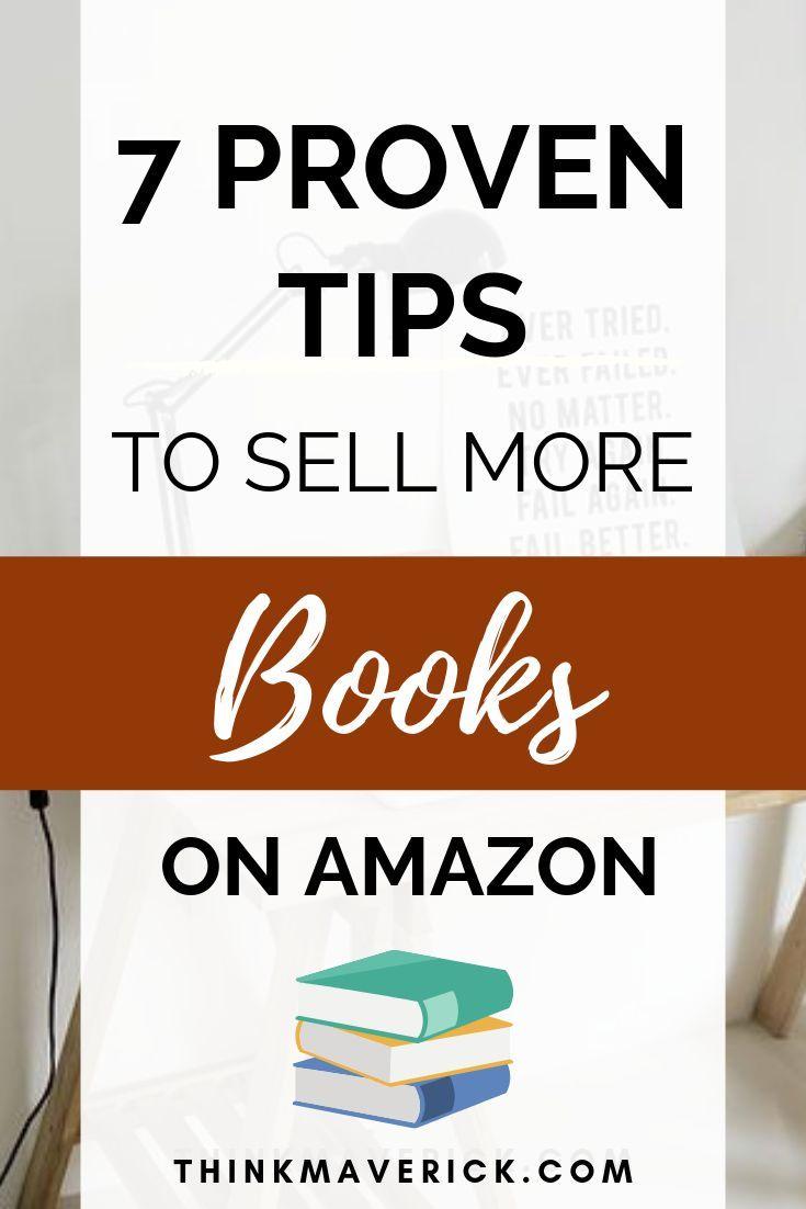 sell books through amazon