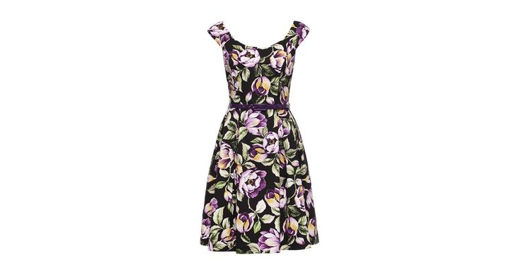 Victoria Plum Dress Black | Dresses | Review Australia