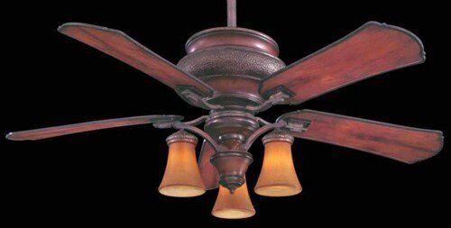 Minka Aire Craftsman Ceiling Fan MA-F840-CF $519.95