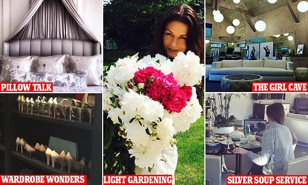 The zillionaire life of Catherine Zeta Jones