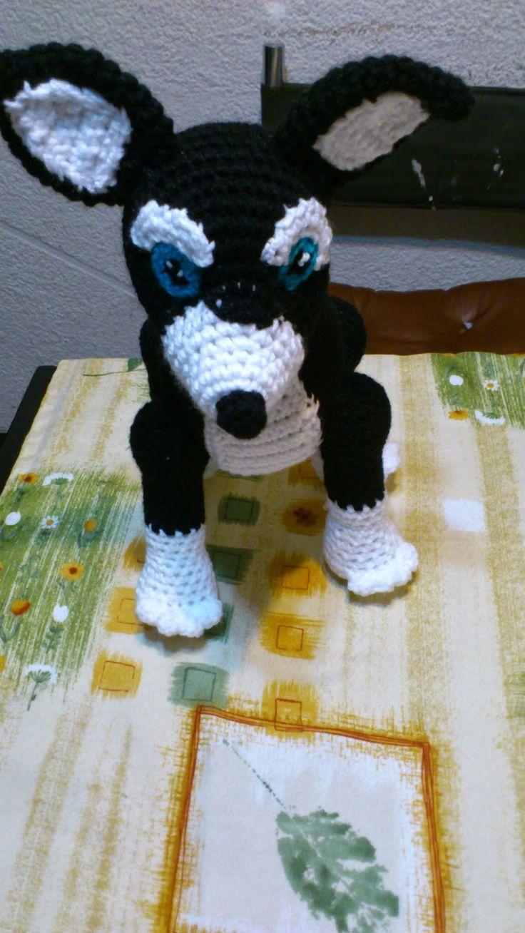 Novedades jenpoali patr n de perro siberiano patrones - Novedades para mascotas ...