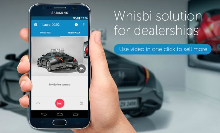 New mobile solution for dealerships: how to use video in one click to sell more