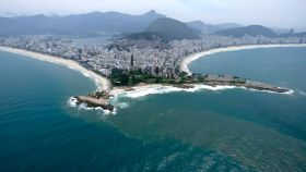 The Copacabana Zone will play host to seven events for the Rio 2016 Olympic Games. Beach volleyball, marathon swimming and...