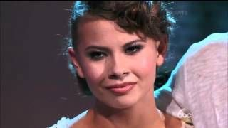 Bindi Irwin & Derek Hough-Freestyle (Season 21 Week 11) - YouTube