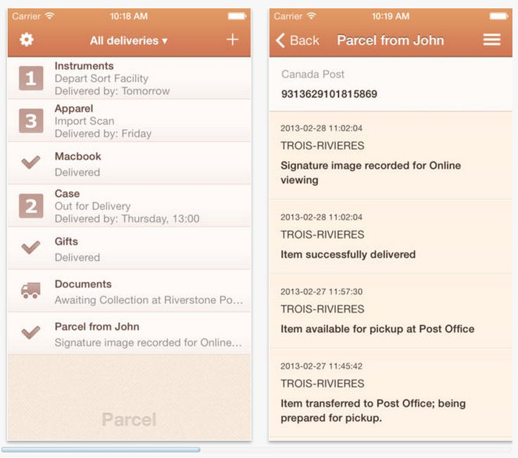 tracking number cell phone free online