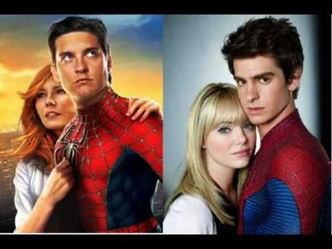 Spiderman Original vs Nuevo Spiderman