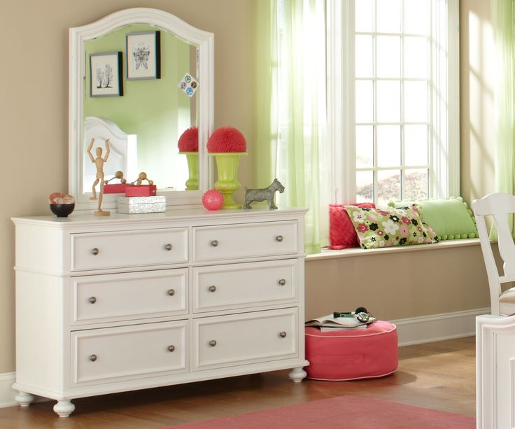 Legacy Classic Kids Furniture Madison Drawer Dresser 2830-1100