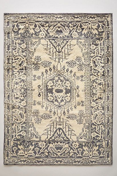 Hand-Knotted Arasta Rug. http://www.anthropologie.eu/anthro/product/home-rugs/7531601422251.jsp?color=004#/