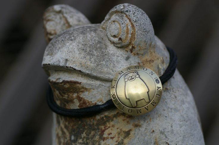 CONCHO -オリジナルの真鍮製コンチョ- – OUROBOROS-CRAFT#コンチョ#へアゴム#真鍮#くまモン#くまモングッズ#くま#熊#ouroboros#brass#dogtag#concho#leathercraft