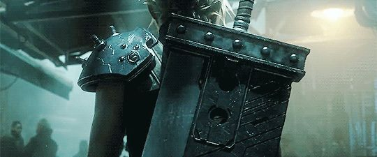Final Fantasy VII Remake. Yes!