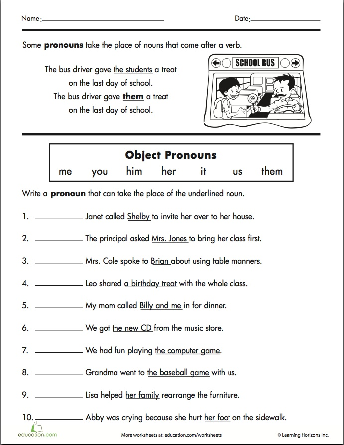 Worksheet Grammar Worksheets For 2nd Grade 1000 images about 2nd grade language arts on pinterest anchor object pronoun worksheet there seems to be explosion of people improperly using myself