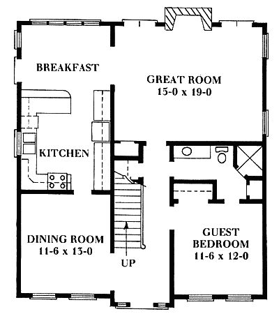 71 best house plans images on pinterest floor plans for Authentic historical house plans