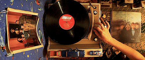 Vieni a sentire che musica gira quassù sull'albero! #recensioni #musica #giradischi