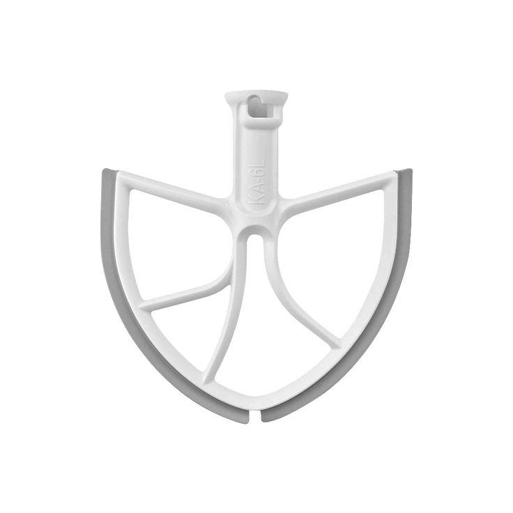 BeaterBlade for KitchenAid Bowl Lift Mixers - White (6 Quart)