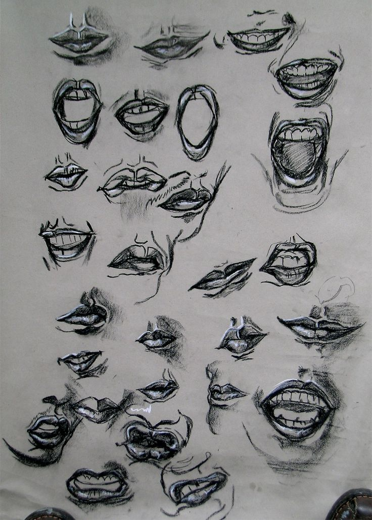 sale sunglasses online Lips Study by ButtZilla on deviantART  Education