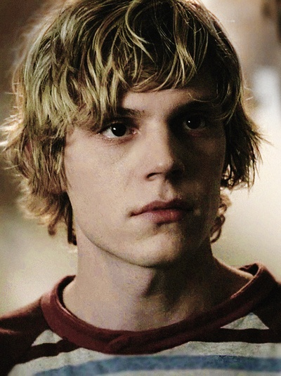 Evan Peters as Tate Langdon, American Horror Story: Murder House