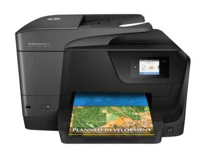 HP OfficeJet Pro 8710 e-AiO