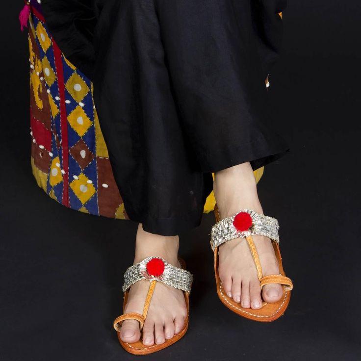 Kolhapuri Chappal for Women | Women Fashion Footwears | Buy Online! | Tijori
