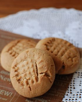ピーナッツバタークッキー by sora_nyanko [クックパッド] 簡単 ...