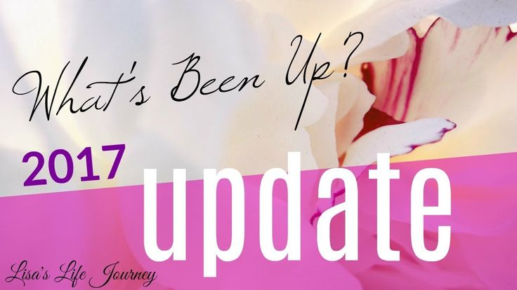 What's Been Up || 2017 Update #update #whatsbeenup #2017update #vlog #familyvlogger #attentiondeficitdisorder #depression #anxiety #mentalhealthissues #bettermylife #motherhood #toddler #terribletwos #pottytraining #girlpottytraining #threenager #youtubefamilyvlogger #lisaslifejourney