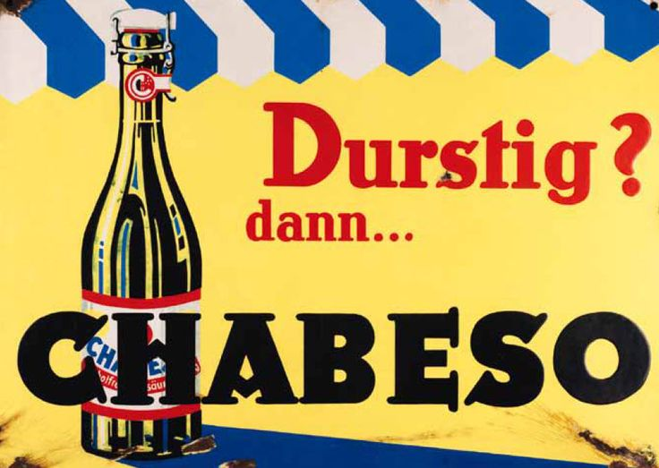 Have you ever heard about Chabeso? This delicious lemonade was marketed by C. H. Boehringer & Son in 1911 - it's still an insider's tip in #Germany. Cheers! 👌 #boehringer #boehringeringelheim #throwback #ThrowBackThursday #tbt #lemonade #yummy #yummie