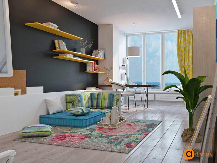 casas modernas tendencias de decoracin para el