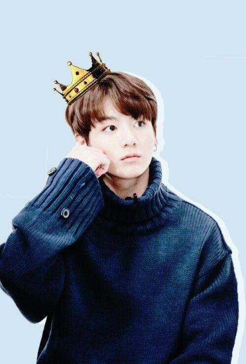 Photo By Miku01hatsune Jungkook King Crown Bts