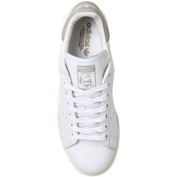 White Leather Tennie Shoes