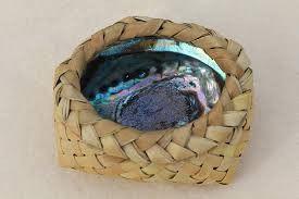 paua flax basket – surfing tribe