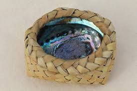paua flax basket – surfing tribe