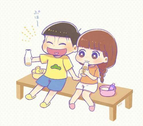 Jyushimatsu & Homura