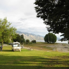 Camping in New Zealand – Campsites and Holiday Parks