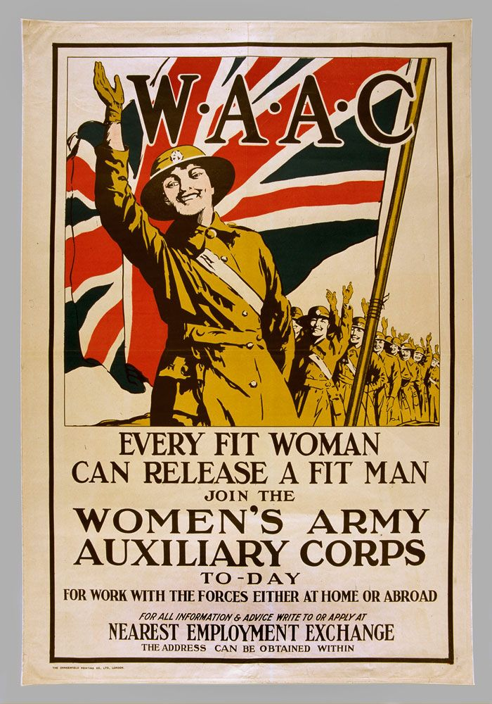 women s army and auxiliary corps On this day in 1942, a bill establishing a women's corps in the us army becomes law, creating the women's auxiliary army corps (waacs) and granting women official.