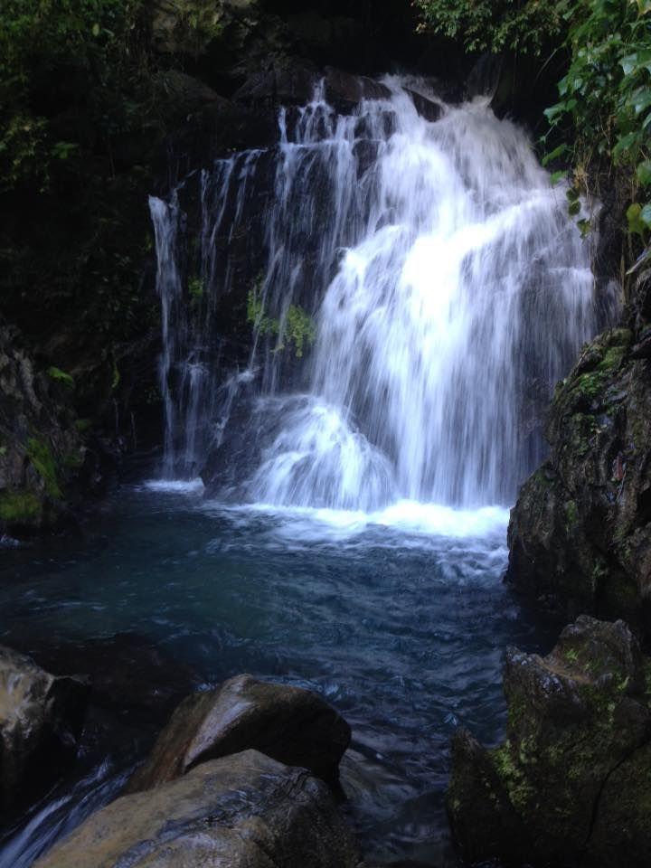 Cachoeira do Morro Preto - PETAR - SP