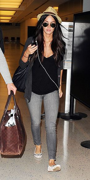 Lady fabuloux: Styles of - Megan Fox - love love love this outfit!