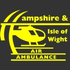 Previously with our mini-jukebox money at Ed's Easy Diner, Basingstoke we're proud to have supported 'Hampshire & IOW Air Ambulance'.