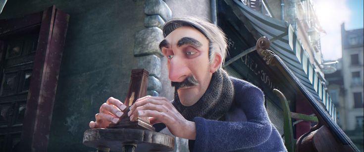 Un groupe de jeunes réalisateurs français a réalisé Rubato, un superbe film d'animation racontant une émouvante histoire d'amitié entre deux être esseulés. SooCurious vous présente cette oeuvre. Réalisé en 20...