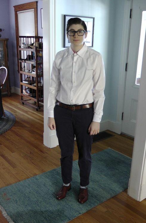 Male Revenants Fashion