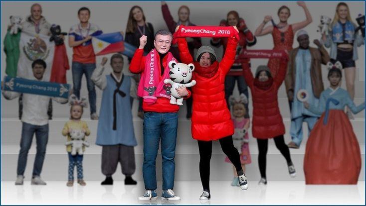 Fun and Freebies at the Pyeongchang 2018 Live Sites