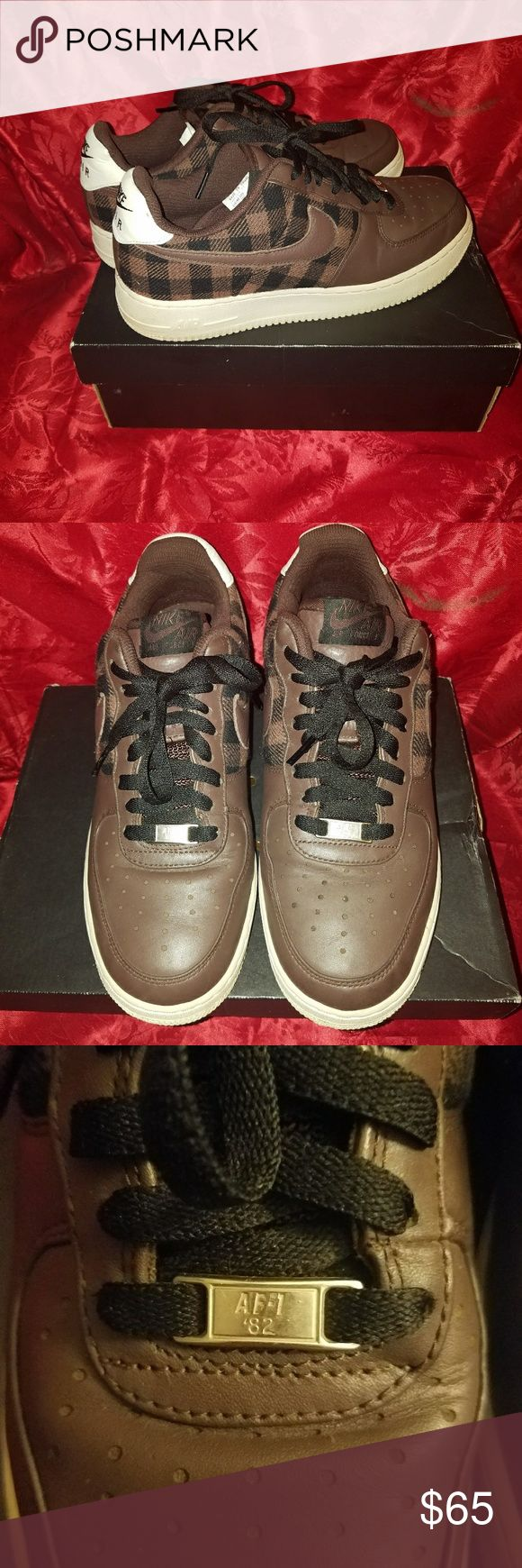 Vintage (2008) Air Jordan Air Force One These shoes are in great used condition. Jordan Shoes Sneakers