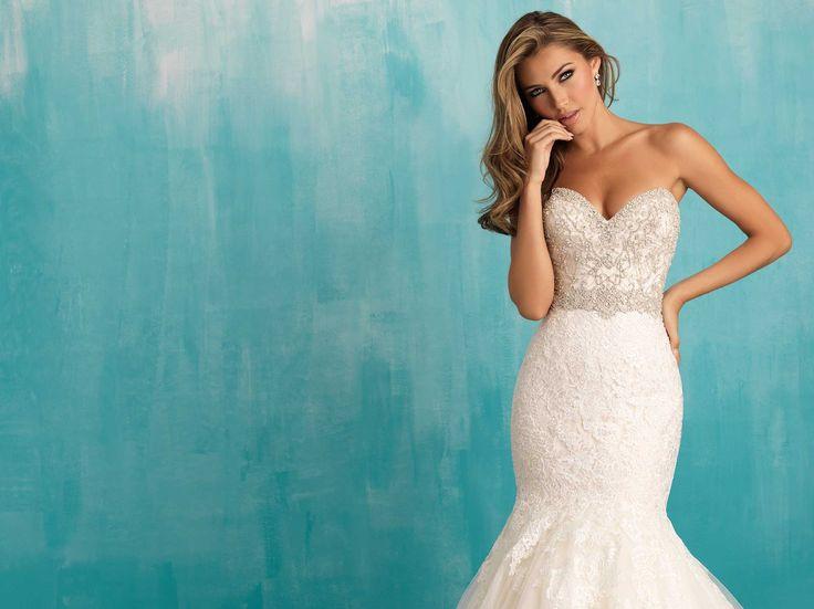 85 besten Allure Gowns Bilder auf Pinterest | Hochzeitskleider ...