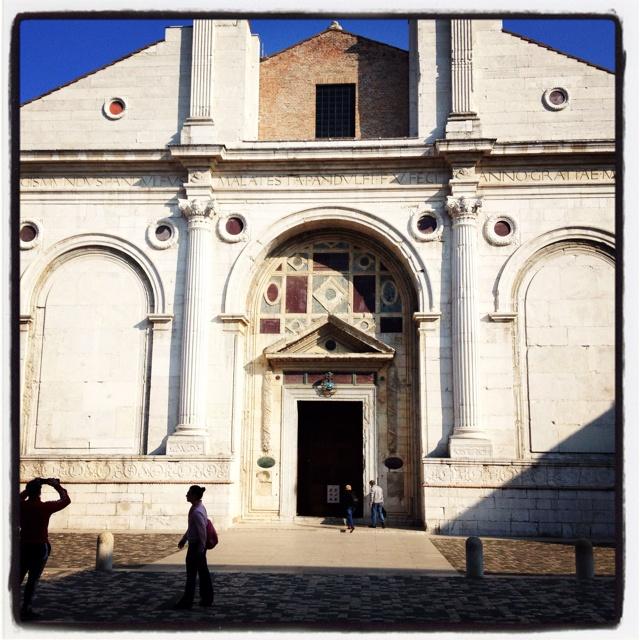 Tempio Malatestiano #rimini