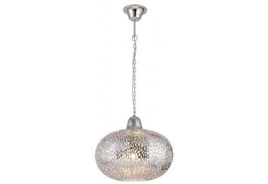 Chifa taklampe Nova Life Antikk Sølv 36cm | Lampehuset