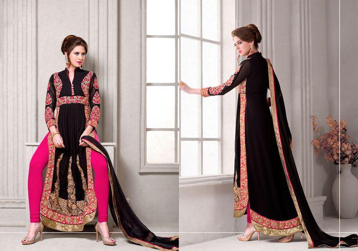 Partydress Designer Indian Anarkali Bollywood Suit Pakistani Salwar Ethnic 2108 #KriyaCreation #DesignerSuit
