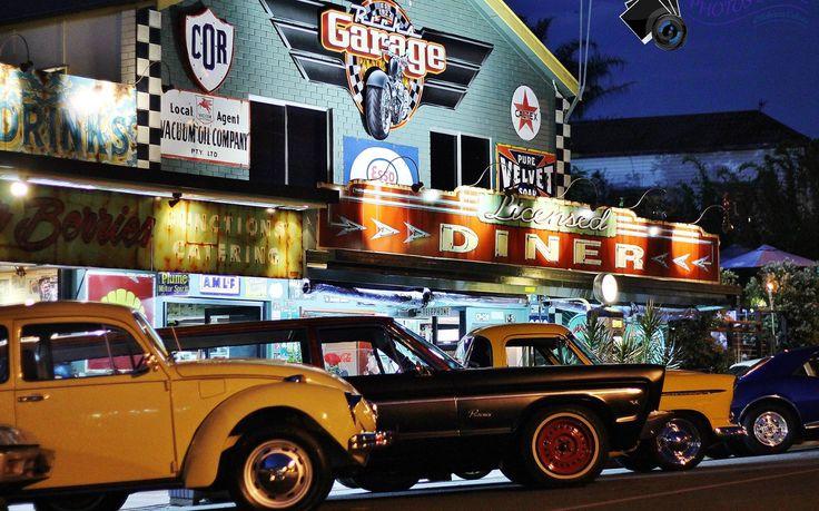 """Ricks Garage"" 14 Margaret St, Palmwoods, Queensland 4555 Australia"
