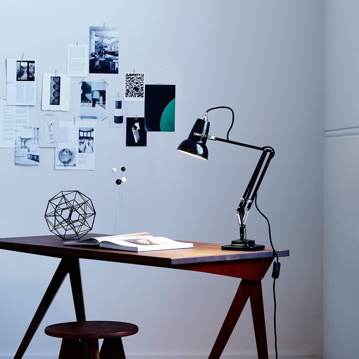 Vintage Original Mini Schreibtischleuchte von Anglepoise original schreibtischlampe anglepoise designerleuchte lightslife