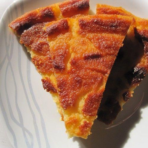 Milk pie- Galatopita or Γαλόπιτα