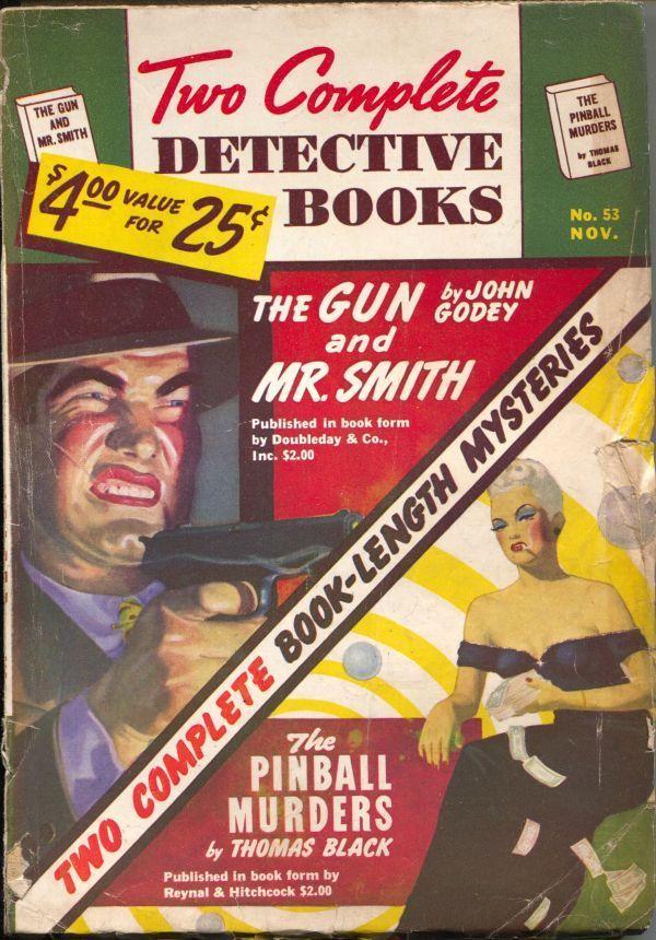 he Gun And Mr. Smith / The Pinball Murders