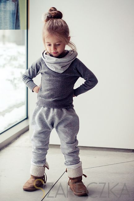 I do love the idea of having lots of boys but would love to have just one girl and she would most likely look and dress like this. #fungirls #tomboy #fashionable